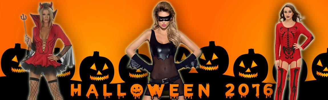 Ofertas de disfraces er�ticos y sexys para halloween