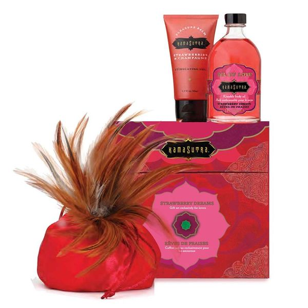 Sex Shop - KAM SUTRA TREASURE TROVE STRAWBERRY - Sexshop Online y venta de productos Er�ticos muy baratos