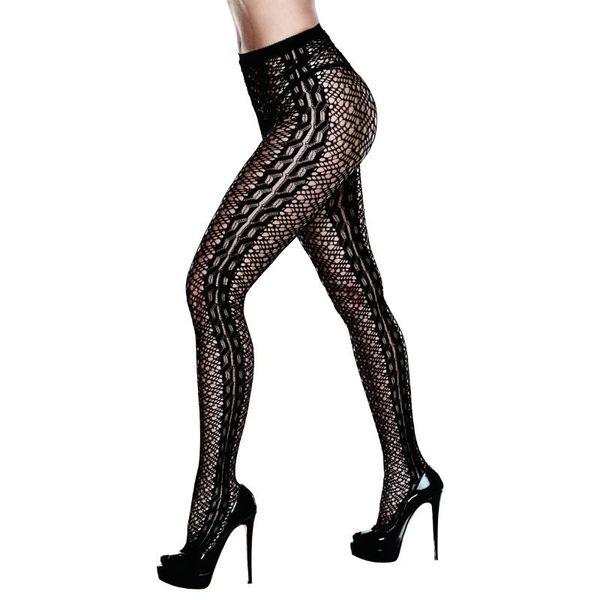 Sex Shop - MEDIAS BACI AD2032 TALLA UNICA - Sexshop Online y venta de productos Er�ticos muy baratos
