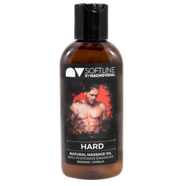"""Sex Shop - NACHO VIDAL ACEITE """"HARD"""" CON POTENCIADOR FEROMONAS 100ML - Sexshop Online y venta de productos Er�ticos muy baratos"""